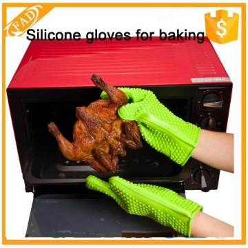 Trade Assurance 2015 Silicone Rubber Coated Gloves