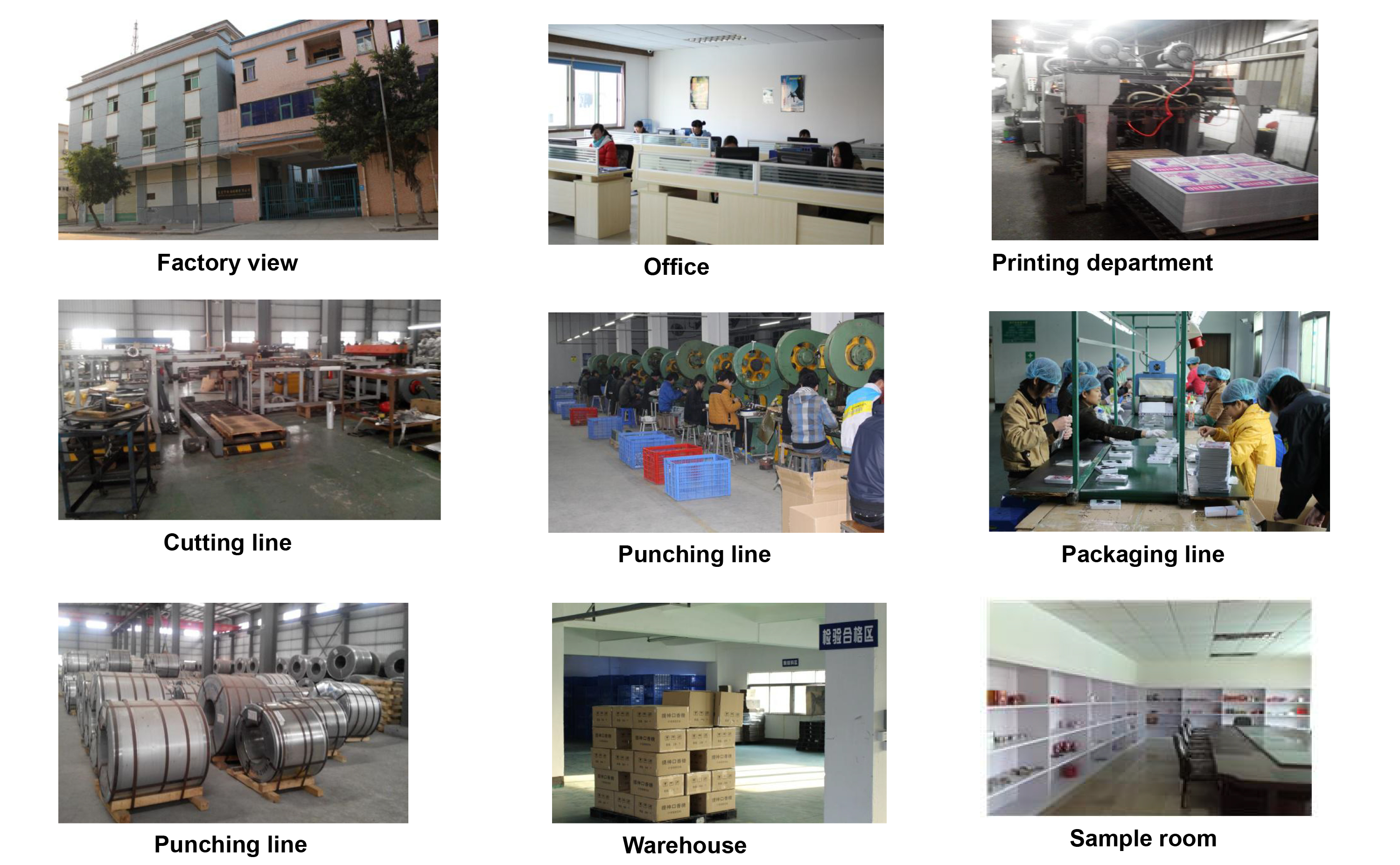 CD/DVD storage case factory