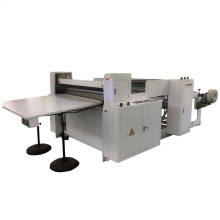 Automatic Release Paper Roll To Sheet Cutting Machine