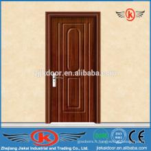 JK-P9051 feuille de porte intérieure en PVC