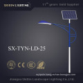 Ce Approved IP68 7m 30W LED Solar Street Light