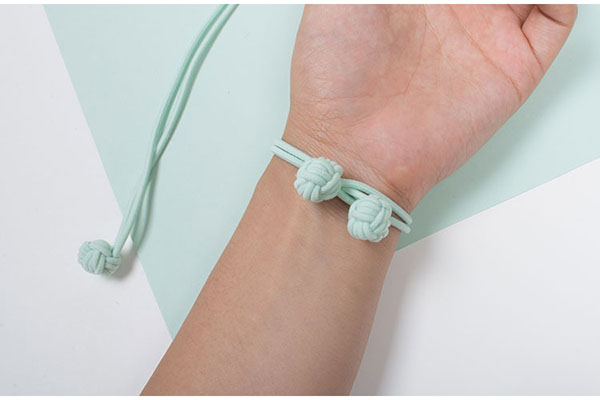Cheongsam Buckle Hair Rope