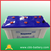 12V200ah High Performance Low Discharge Dry Charged Car Battery