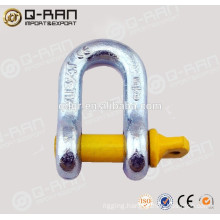 Rigging Drop Forged Screw Pin Dee Shackle