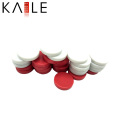 Red and White Chess Backgammon Plastic Chess Set