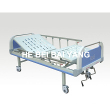 a-99 Movable Double-Function Manual Hospital Bed