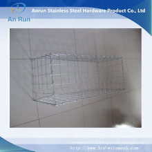 Fabricant de mur en bastion en acier Hesco avec ISO