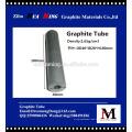 High Purity machining Graphite Tube Pipe