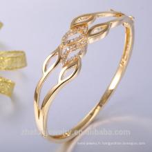 bijoux en or saoudien or bracelet bracelet en gros meilleur vente accessoires