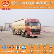 FOTON camion de ciment en vrac sec 8x4 40M3 meilleur prix production professionnelle 270hp