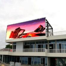 Panneaux LED extérieurs programmables HD