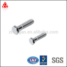 high quality M9 hex bolt