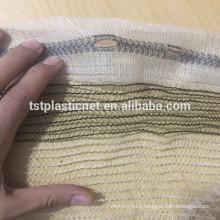 uv resistant clear plastic screen mesh hail net