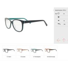2017 China Wholesale Optical Glasses Frames Ready Made Eyeglasses