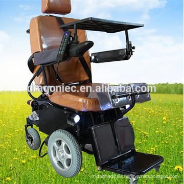 DW-SW01 Electric standing wheelchair portable electric wheelchair