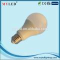 A19 вело свет шарика 7w высокий Lumen E27 / E14 / B22 вел светильник с CE / ROHS