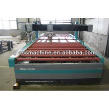 YMA4 - 3625C быстрый точильщика машина для четырех сторон стекла