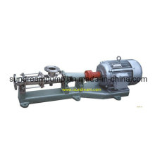 I-1b High Concentration Single Screw Pump (progress cavity pump)