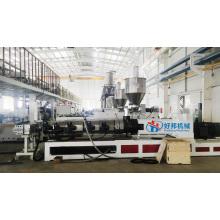 Maquinaria de fabricación de baldosas de piso SPC de alta eficiencia