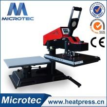 Máquina de alta calidad de la prensa del calor para la camiseta