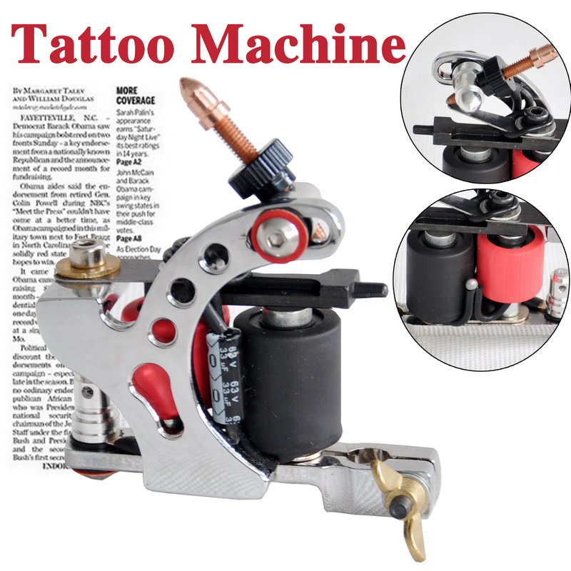 New tattoo machine
