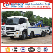 dongfeng 8X4 heavy duty tow truck 16ton