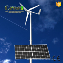 Горизонтальные и вертикальные ветра солнечные гибридные системы с Ce