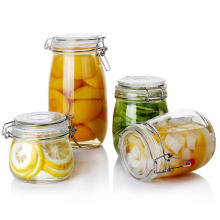 Food and fruit sealed jar