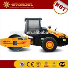 Aluguer de compactador vibratório Sany rolo padfoot SSR260C-6 compactador de mão