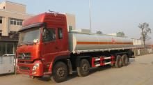 8 x 4 kimyasal sıvı Tanker