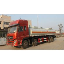 Best Quality for Chemcial Tanker Truck 8x4 Chemical Liquid Tanker export to France Factories