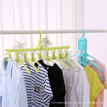 Colchoneta de lavandería Collapsible Clothes Colgador de secado Clothesline Cloth Stand Calcetín Secadora para el hogar al aire libre e interior