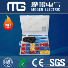 MG-450pcs 18 Arten Sortiment mit Werkzeugen STÜCK MIX CRIMP