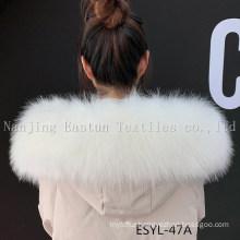 Fur Stripe and Fur Collars Esyl-47A