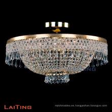 Luz caliente de la lámpara del techo del cristal LED de la venta 2017 LT-51138