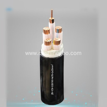 PVC Insulated and sheathed Flexible Control Cable