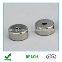 permanent ndfeb tubular magnets