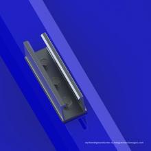 30КВТ дешевые металлические панели солнечных батарей на крыше система крепления