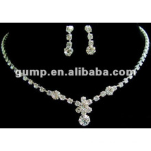 Costume wedding jewelry set (GWJ12-425)