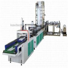 Línea de producción no tejida de los bolsos del PP que hace la máquina