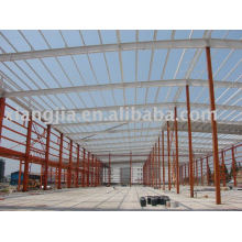 STEEL STRUCTURAL WORK SHOP