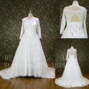 2016 Wholesale factory new arrival elegance real sample wedding dresses