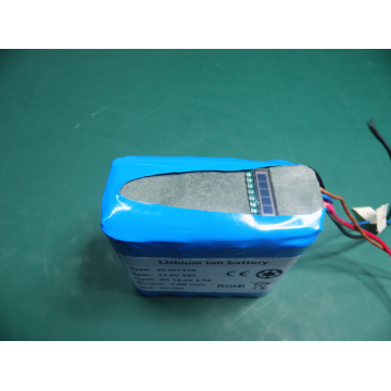 14.8V military lithium ion batteries with smbus 5Ah