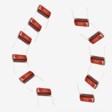 Topmay 2016 популярные металлизированная полиэфирная пленка конденсатор МКТ-Cl21 6.8 МКФ 5% 100В с самым лучшим ценой