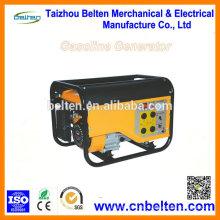 2000W 2kw 50Hz 220V Gx160 Einphasen-Motor Benzin-Generator Generierung