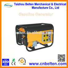 12V DC портативный 220V бензиновый генератор 1500W