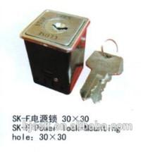 Elevador Power Lock para peças de elevador