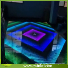 Acrylique interactif illuminer les planchers de danse LED