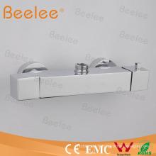 Barre thermostatique fixée au mur de mélangeur de douche (barre de robinet de douche, mélangeur de barre de douche)