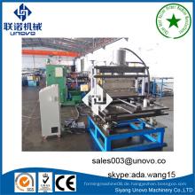 Kaltgewalzter Stahlwagenbrett Metallplattenformmaschine